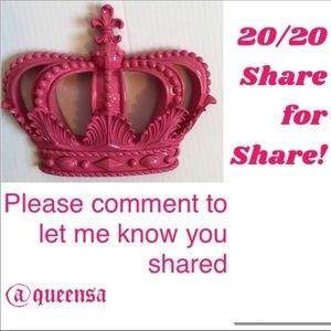 Other - 20/20 SHARE for SHARE